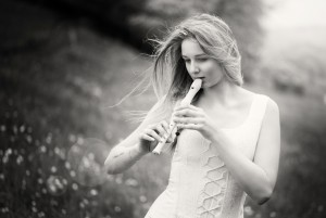 la flute